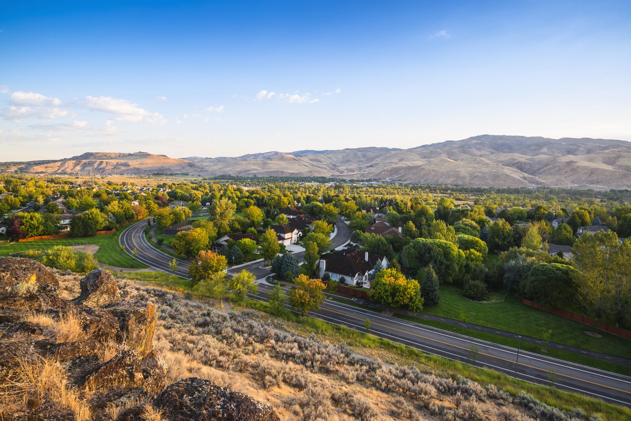 Meridan, Idaho